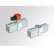 Pressure Booster 40mm BORE with Regulator